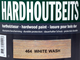 Hermadix | Hardhoutbeits 464 White Wash | 2,5 L