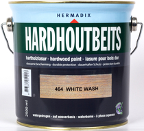 Hermadix | Hardhoutbeits 464 White Wash | 750 ml