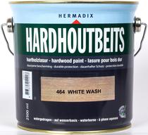 Hermadix | Hardhoutbeits 464 White Wash | 750 ml