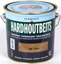 Hermadix | Hardhoutbeits 466 Teak | 2,5 L