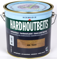Hermadix | Hardhoutbeits 466 Teak | 750 ml