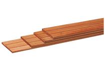 Hardhouten (schutting) plank | 16 x 145 | 180 cm