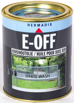 Hermadix | E-OFF Hardhoutolie White Wash | 750 ml