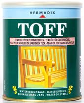 Hermadix | TOFF Teakolie Naturel | 750 ml