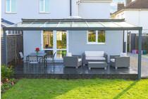 Gardendreams | Expert Edition met Glazen dakbedekking
