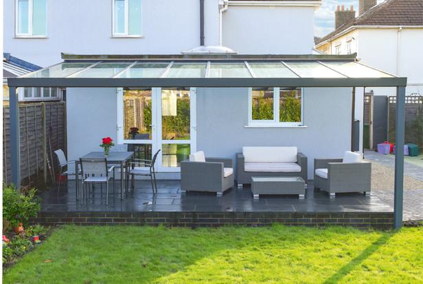 Gardendreams   Expert Edition met Glazen dakbedekking