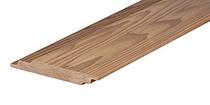 Dubbel Halfhoutsrabat | Western Red Cedar | 118 mm | 460 cm