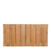 Carpgarant | Scherm Douglas fijnbezaagd | 19-planks | 90 x 180 cm