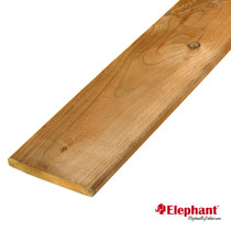 Elephant | Schuttingplank | 16x140 mm | 180 cm | Grenen