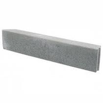 Opsluitband | betonband 10x20x100 | Grijs