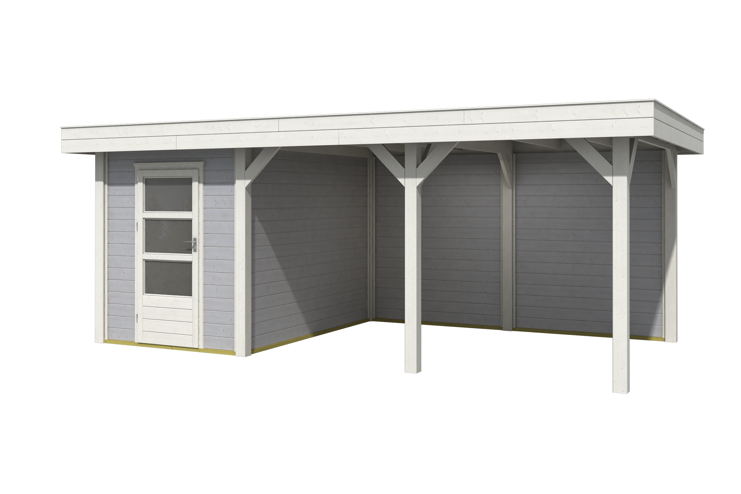 Westwood | Outdoor Living 6030 20 Extra | Platinum Grey | 588x304 cm