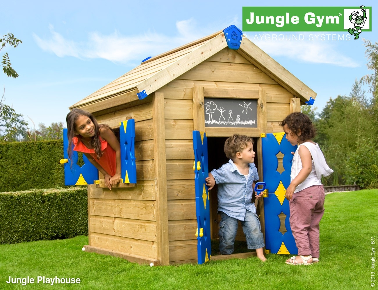 Jungle Gym | Playhouse | DeLuxe