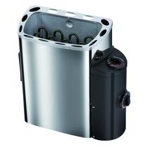 Karibu | 230 V Plug&play-kachel 3,6 kW met geïntegreerde bediening