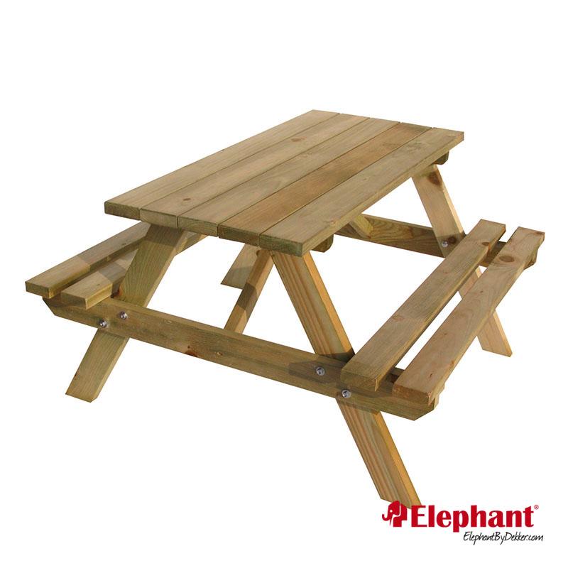Elephant | Kinderpicknicktafel