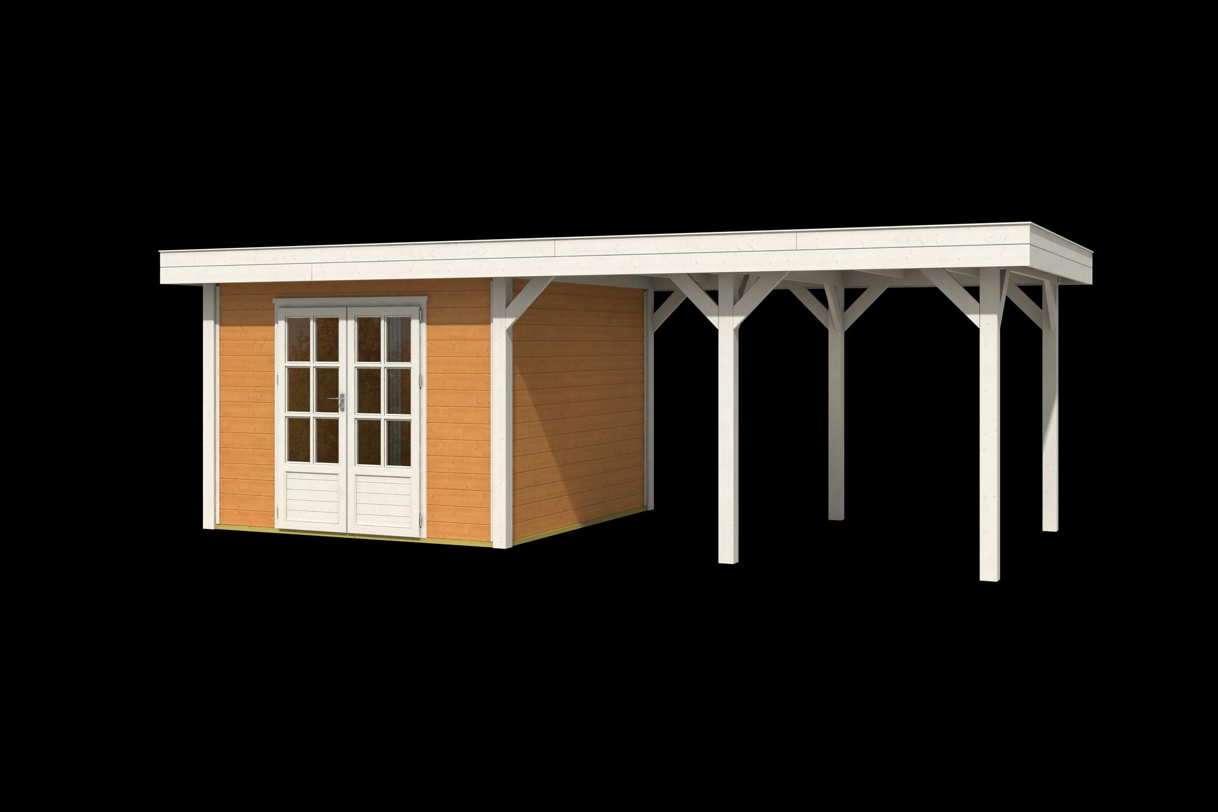 Westwood | Outdoor Living 7030 Extra | Dark Oak | 688x304 cm