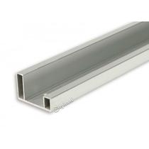 Deurstopper Aluminium voor poort | 180 cm