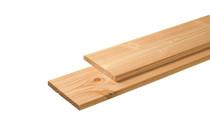 Geschaafde/fijnbezaagde plank | Douglas | Geïmpregneerd | 28 x 195 mm | 300 cm