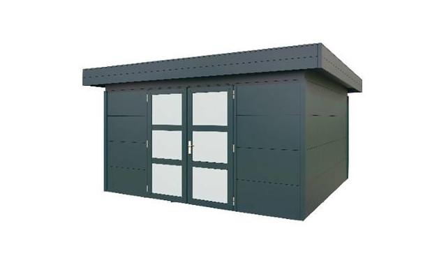 Gardendreams | Outdoor cabins met platdak | Rhode | 400 x 400 cm