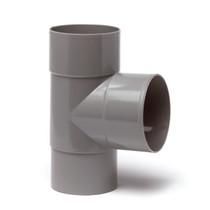 PVC T-stuk 87.5° | Ø70