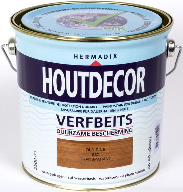 Hermadix | Houtdecor 657 Old-Pine | 2,5 L