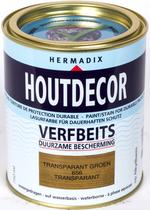 Hermadix | Houtdecor 656 Transparant Groen | 750 ml