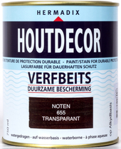 Hermadix | Houtdecor 655 Noten | 750 ml