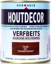 Hermadix | Houtdecor 651 Teak | 750 ml