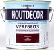Hermadix | Houtdecor 633 Wijnrood | 2,5 L