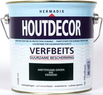 Hermadix | Houtdecor 632 Amsterdams Groen | 2,5 L