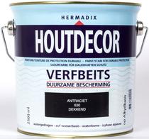 Hermadix | Houtdecor 630 Antraciet | 2,5 L
