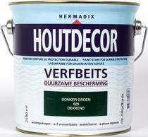 Hermadix | Houtdecor 623 Donker Groen | 2,5 L