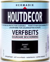 Hermadix | Houtdecor 620 Zwart | 750 ml