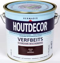 Hermadix | Houtdecor 610 Bruin | 2,5 L