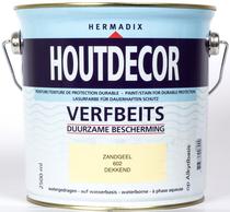 Hermadix | Houtdecor 602 Zandgeel | 2,5 L