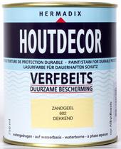 Hermadix | Houtdecor 602 Zandgeel | 750 ml