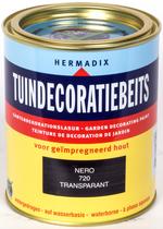 Hermadix | Tuindecoratiebeits 720 Nero | 750 ml