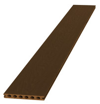Woodvision | Composiet vlonderplank met co-extrusie | Brown | 23x145mm | 420cm