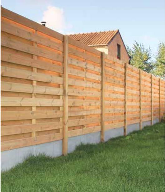 Gardival | Tuinscherm | Linea | 178x180 cm