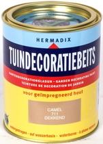 Hermadix | Tuindecoratiebeits 711 Camel | 750 ml