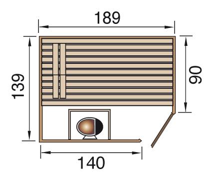 WEKA | Sauna Malmö 2