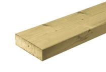 Tuinhout regel NE Vuren | 45 x 195 mm | 360 cm