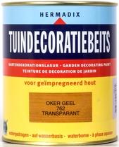 Hermadix | Tuindecoratiebeits 762 Oker Geel | 750 ml