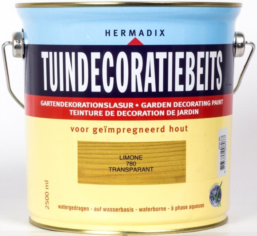 Hermadix Tuindecoratiebeits 780 Limone 25 L