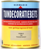 Hermadix | Tuindecoratiebeits 788 Pebble | 750 ml