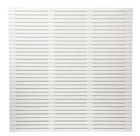 Elan | Tuinscherm Excellent | 180 x 180 cm | Wit