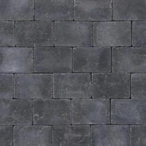 Excluton | Abbeystones 21x14x6 | Nero
