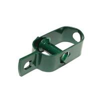 Westwood | Draadspanner 100 mm | Groen geplastificeerd