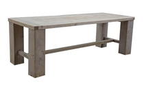 DutchWood | Kloostertafel | 200 x 100