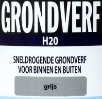 Hermadix | Grondverf H20 Grijs | 750 ml