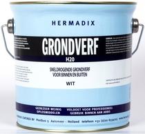 Hermadix | Grondverf H20 Wit | 2,5 L